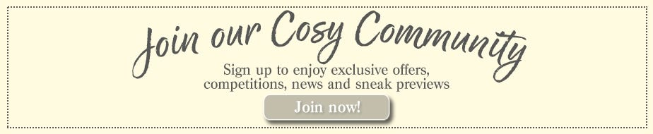 Join our Community - Sign up to our Community and enjoy exclusive offers, competitions, news and sneak previews.