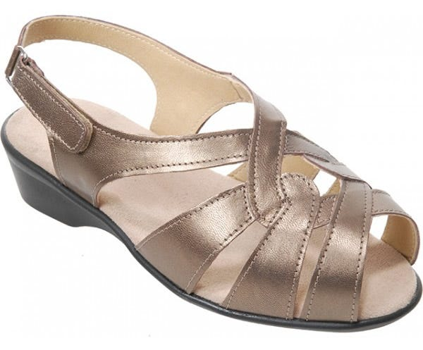 Wide fitting sandals