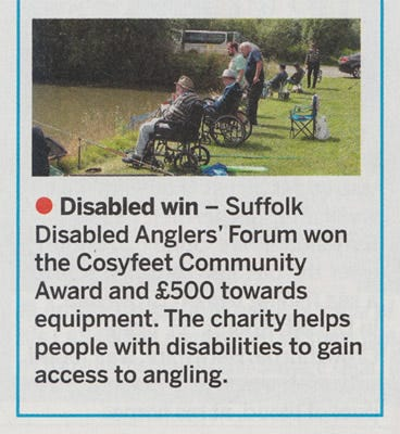 Cosyfeet Community Award
