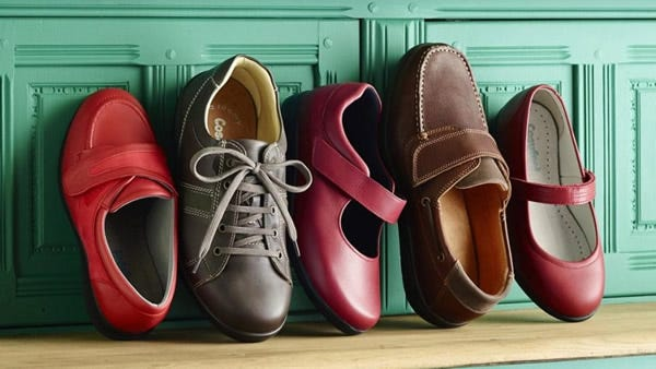 Why properly fitting shoes can keep you fit into old age
