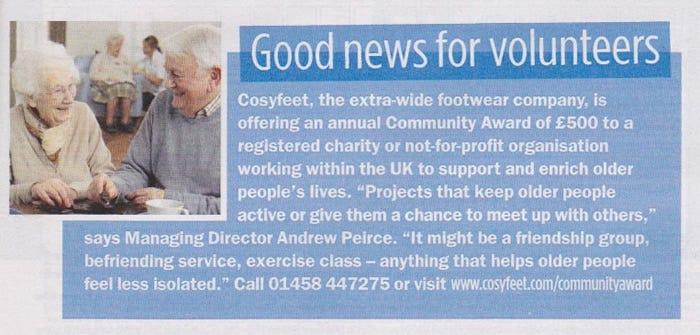 Win A £500 Award