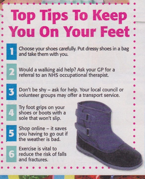 Our Pixie Boot has has been featured in the People's Friend's magazine...
