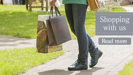 Shopping with us