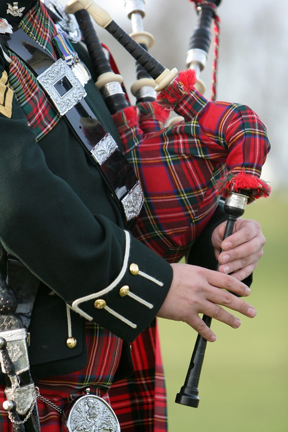 Bag Pipes