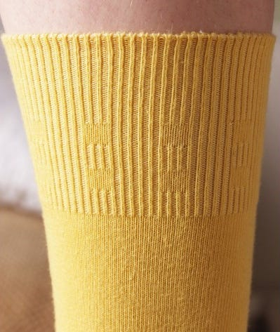Cotton-rich Softhold® Socks