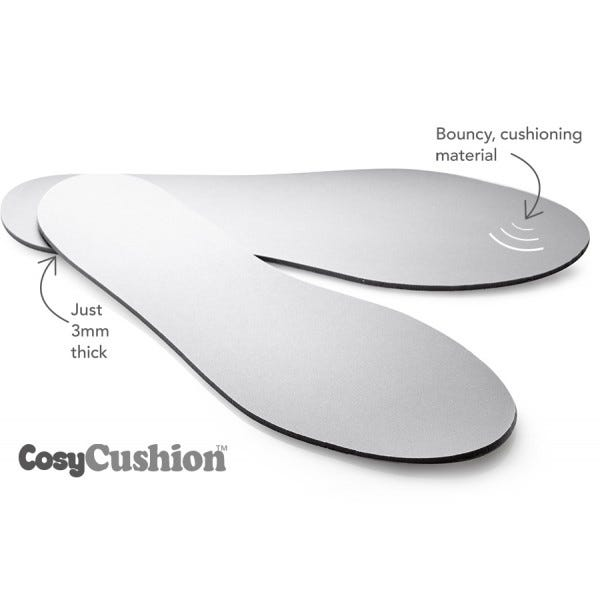 Men's Shock-absorbing CosyCushion™ Insoles