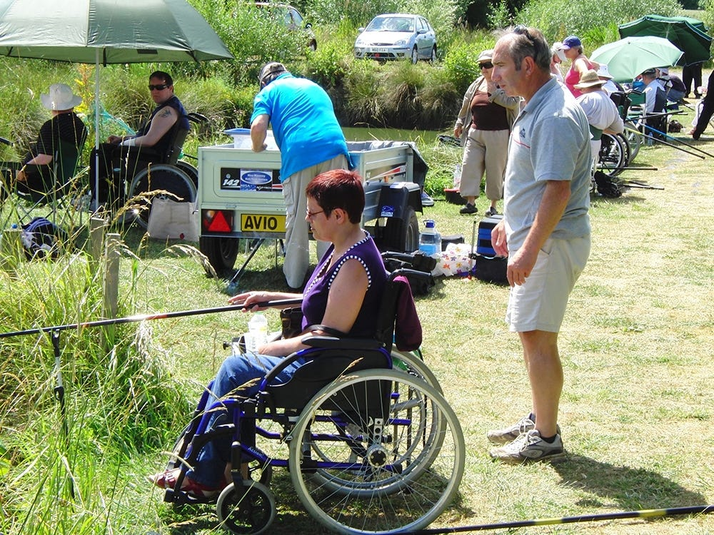 Suffolk Disabled Anglers Forum