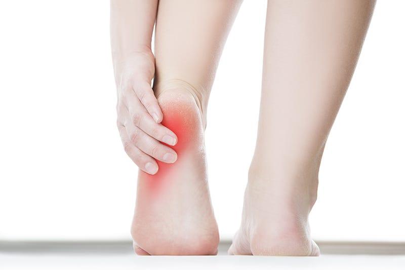 Heal the heel pain