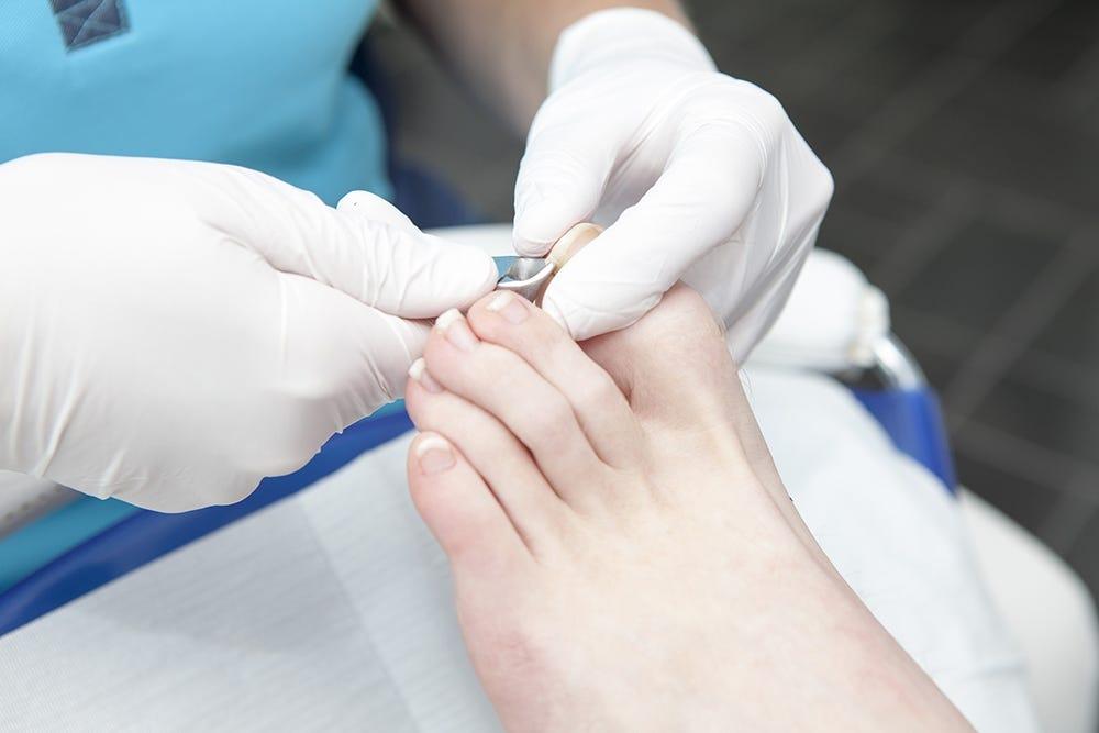 Nail Cutting