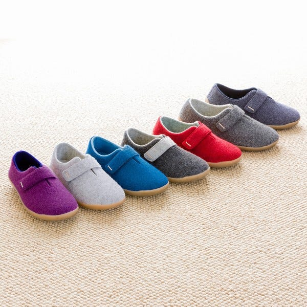 Purewool styles from Cosyfeet