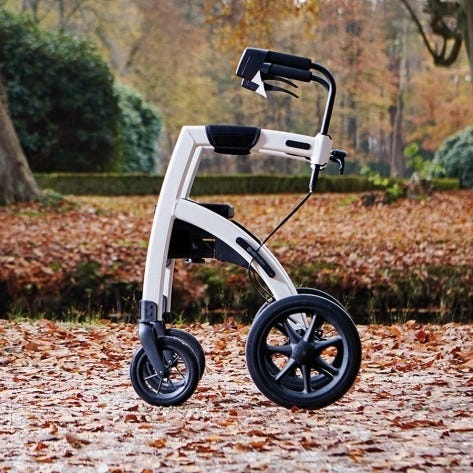 Rollz® Motion Rollator/ Wheelchair