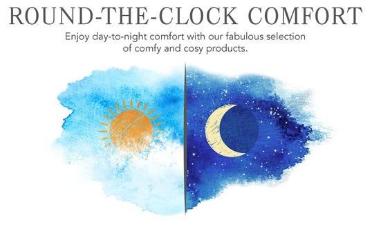 Round-the-clock comfort
