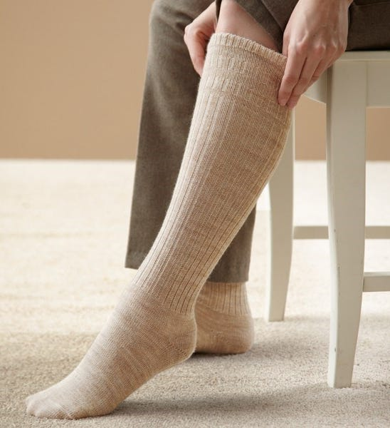 Thermal Softhold® Seam-free Knee High Socks