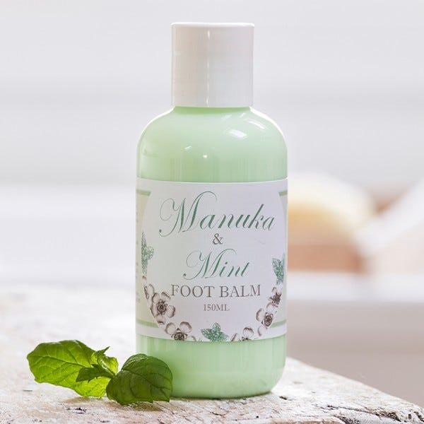 Manuka & Mint Foot Balm
