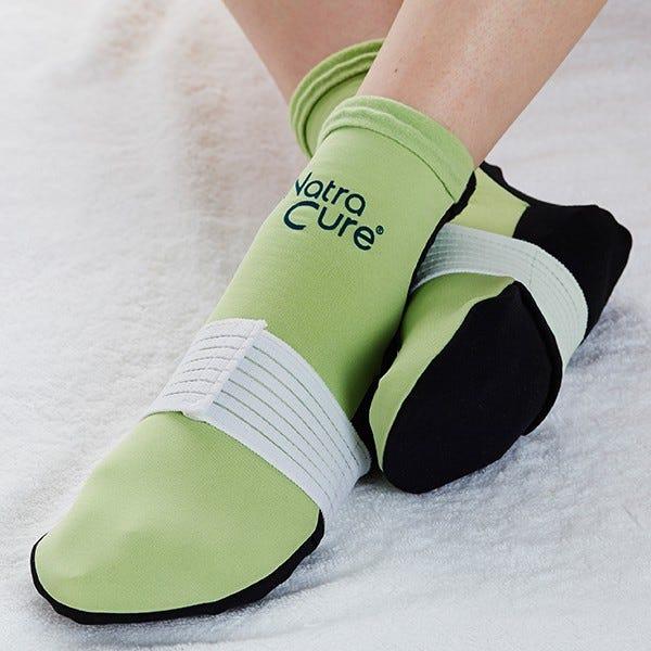 NatraCure Hot/Cold Plantar Fascia Relief Socks