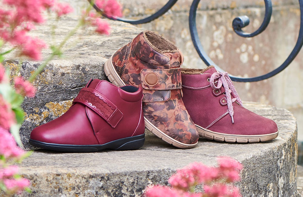 Women's boots for autumn