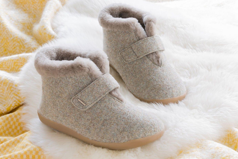Anna slipper bootees