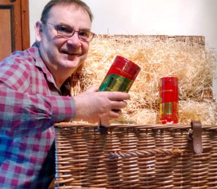 Christmas Hamper Winner