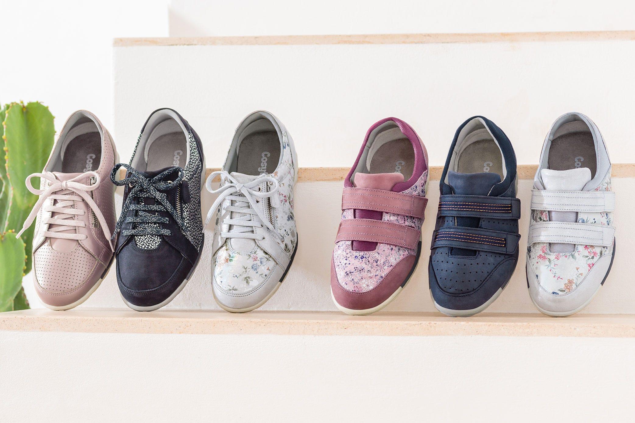 Cushion Active™ footwear
