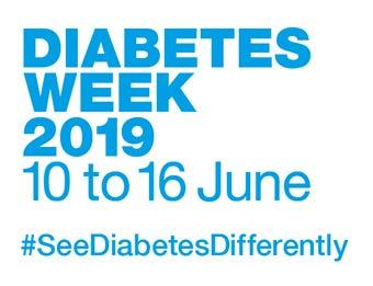 Diabetes Week 2019