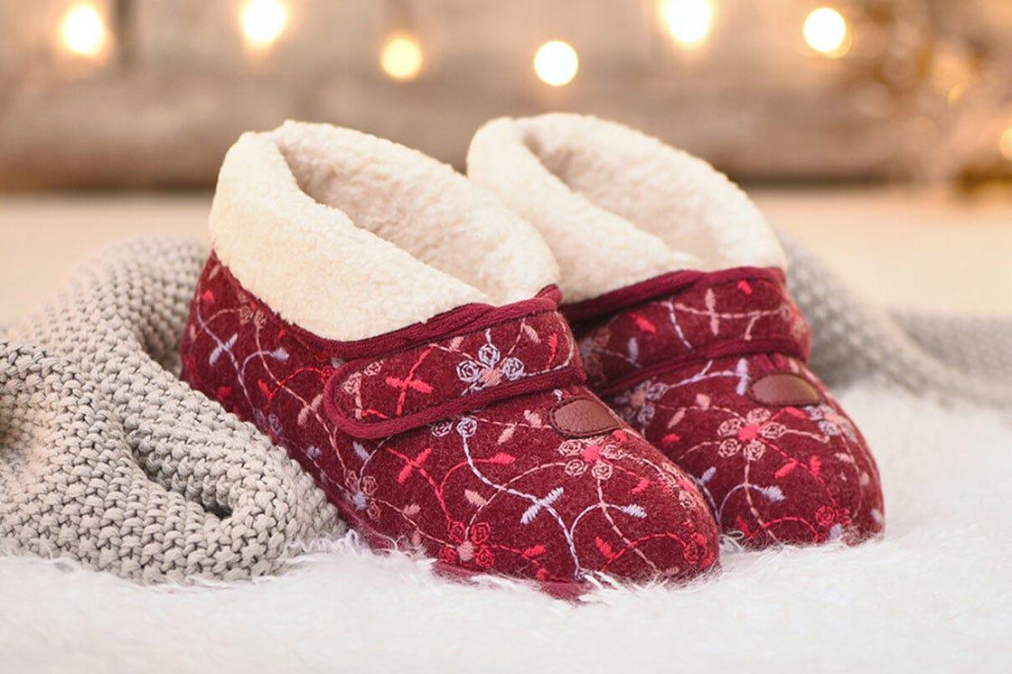 Dreamy in Cherry Knit