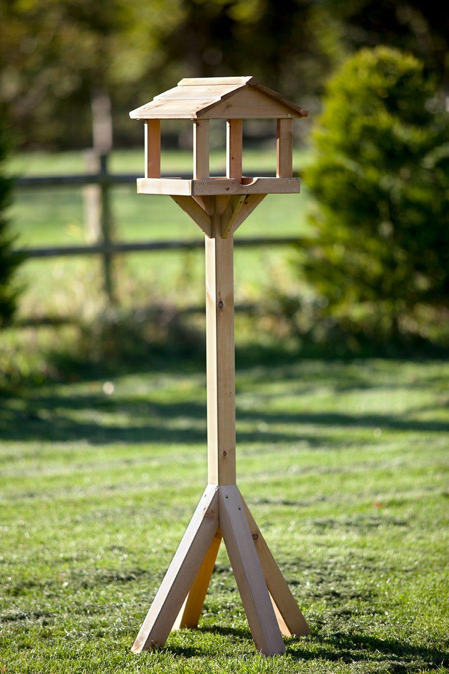 RSPB Freestanding bird table