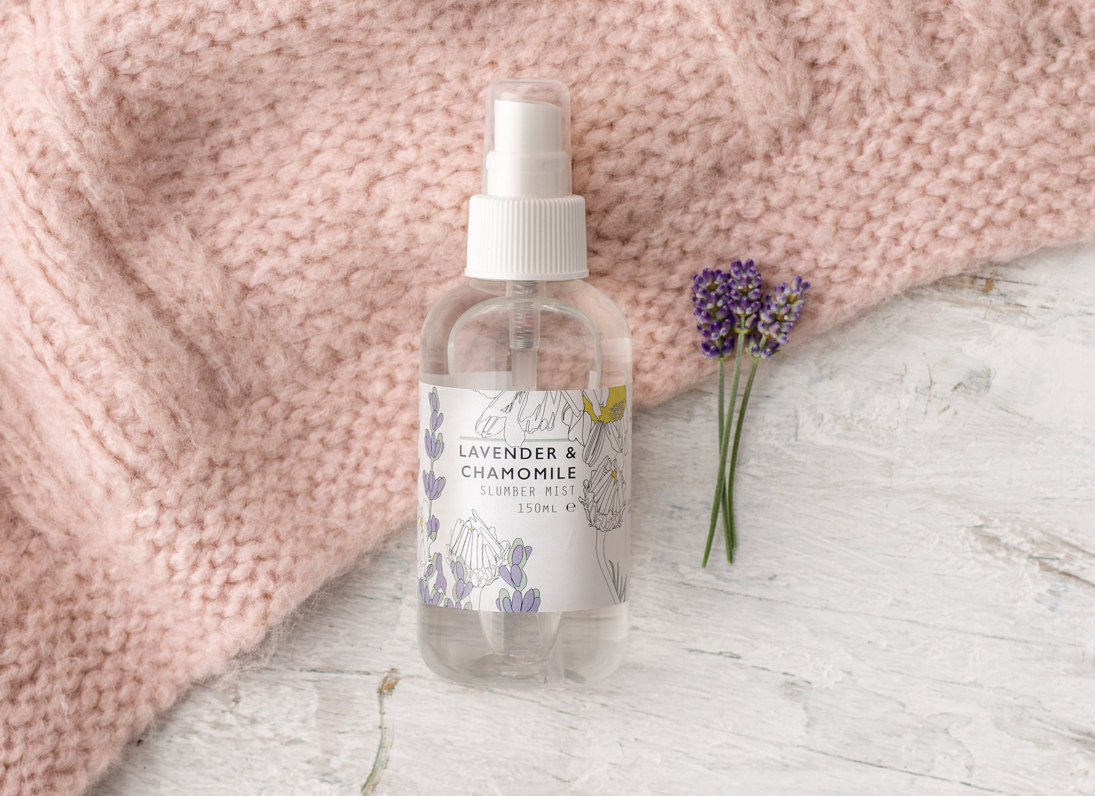 Lavender and Chamomile Slumber Mist