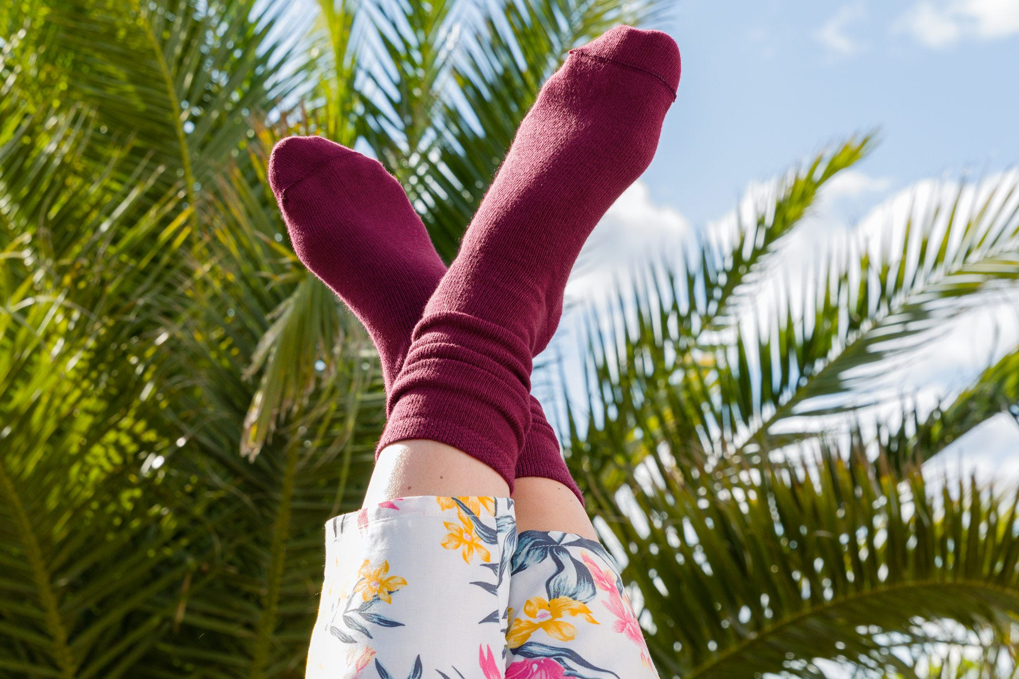 Cotton‑rich Softhold® Socks