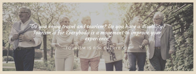 Tourism is for Everybody