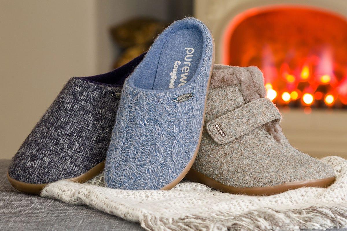 Purewool™ footwear