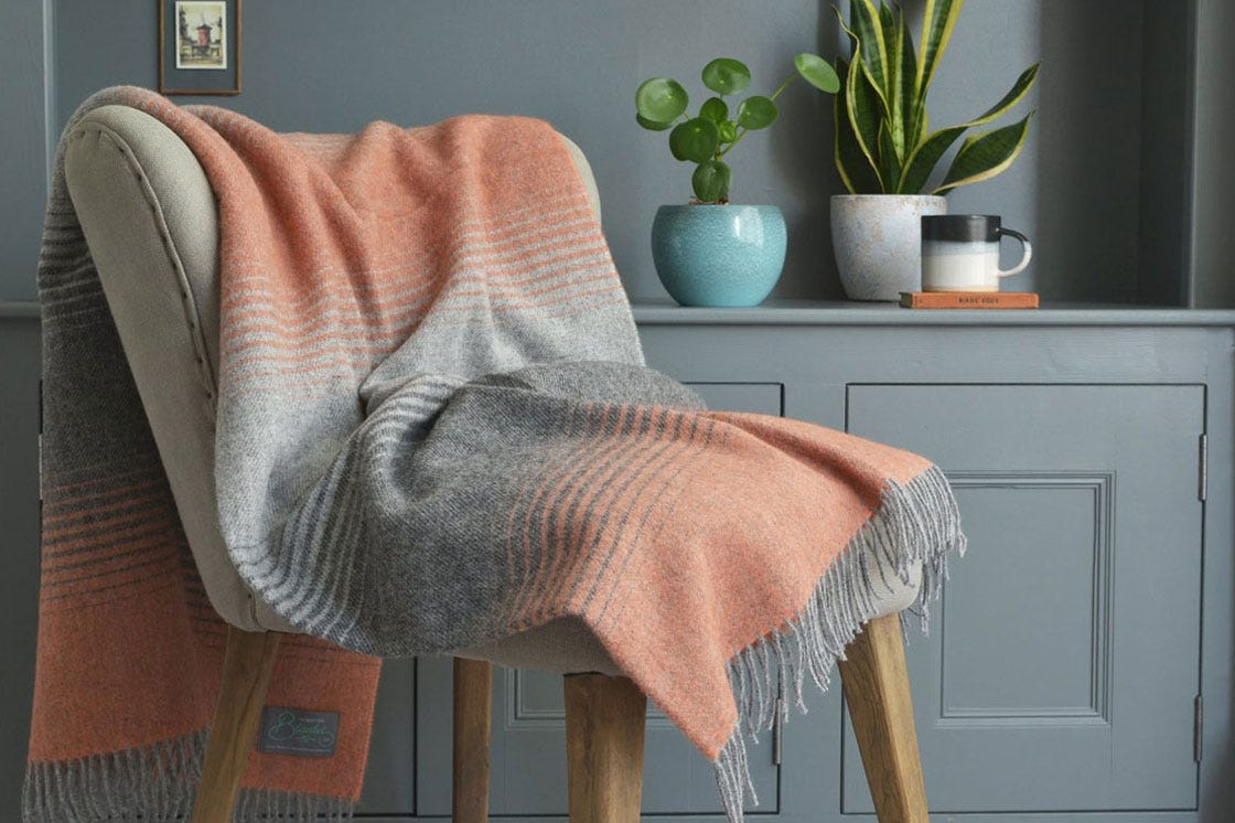 Beautiful blanket worth £78