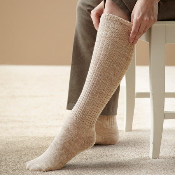 Thermal Softhold Seam-free Knee High Socks