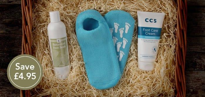 Foot Care Bundle