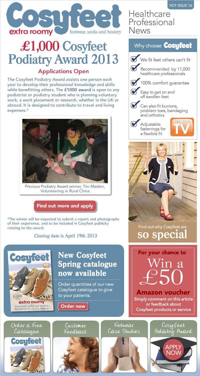 HCP Newsletter - Issue 16
