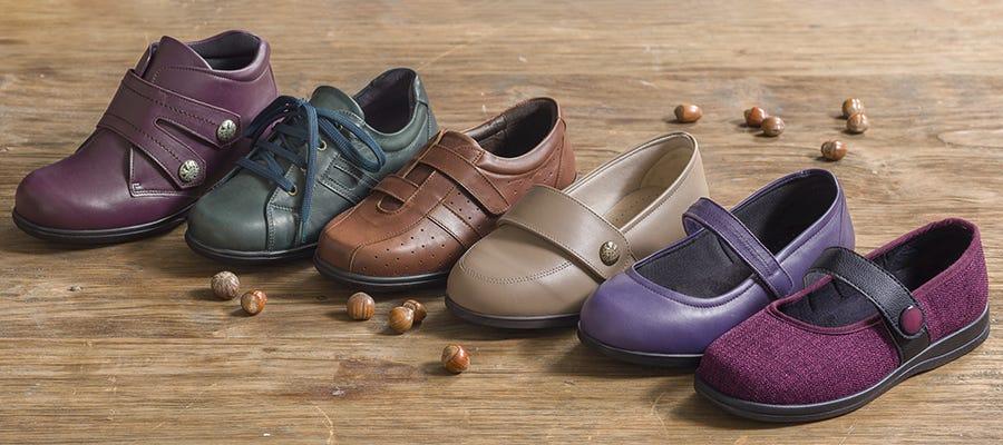 Healthy Footwear Guide Styles
