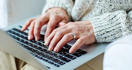 50 useful websites for older people