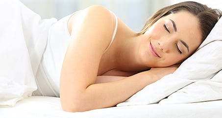 Improve your sleep this autumn