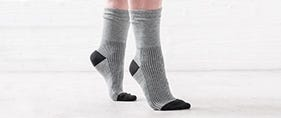 Coolmax® Seam-free Socks