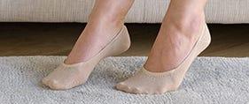 Seam-free Foot Socks