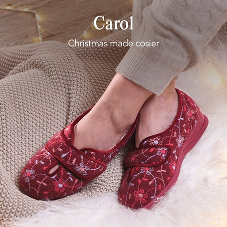Carol - Christmas made cosier