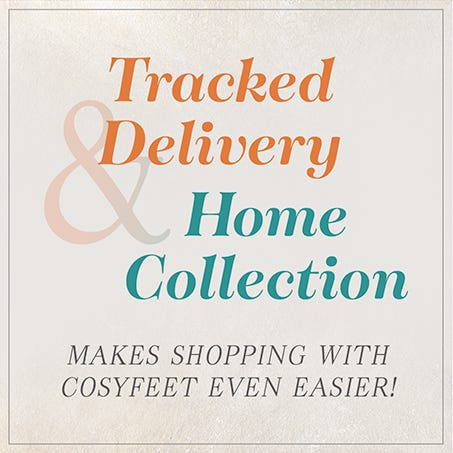 Tracked delivery & home collection