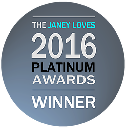 Janey Lee Grace - Platinum Award - Best Natural Pain Relief Product of 2016