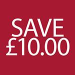 Save £10.00