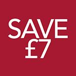 Save £7.00