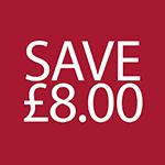 Save £8.00