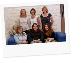 Mel, Michelle, Di, Kayleigh, Sam & Charlotte - Customer Services
