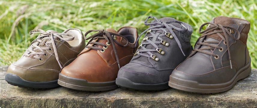 Our NEW 100% waterproof footwear