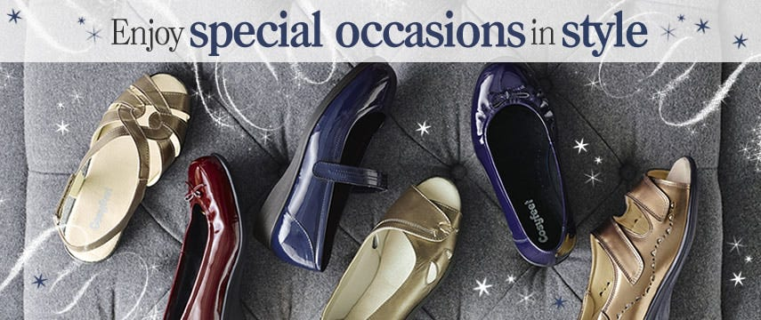 Enjoy special occasions in style