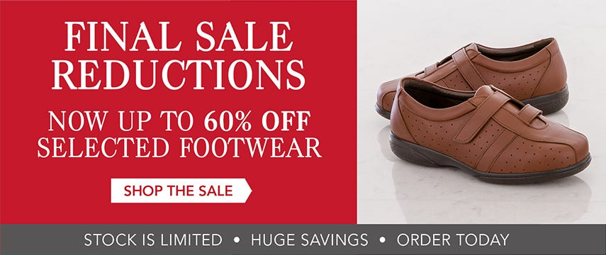 Final sale reductions!