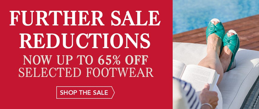 Further sale reductions!